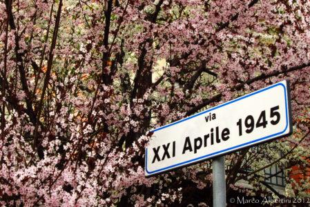 PASSI DI POESIA – SIGNORA LIBERTÀMARTEDÌ 21 APRILE
